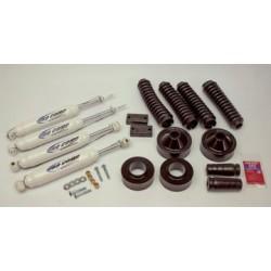 Hævekit +45mm MX støddæmpere JK 07-