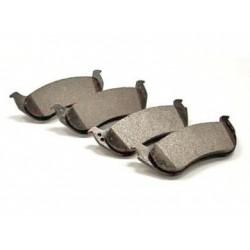 Bremseklodser Rubicon bag 03-06