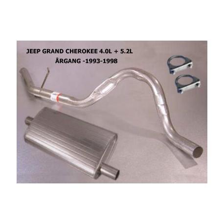 Grand Cherokee 4.0 + 5.2 kit