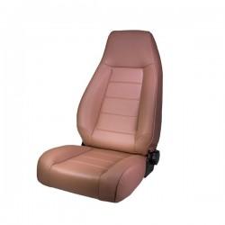 High Back sæde med tilt - tan