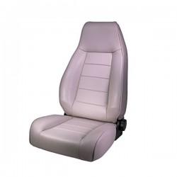 High Back sæde med tilt - grå