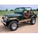 Jeep CJ og Wrangler YJ